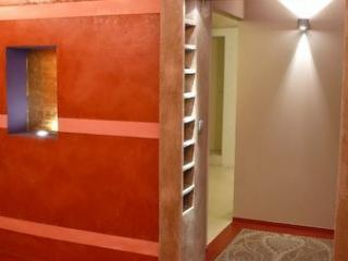 Enduit rustier minéral  pour mur interieur