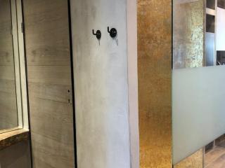 gris de lin  réalisé par Swam interieur netherlands