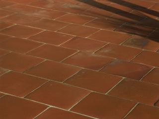 le carrelage en terre cuite le rustier rosé