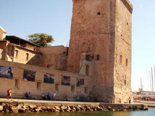 23x23 Rustier Rosé Fort Saint Jean à Marseille